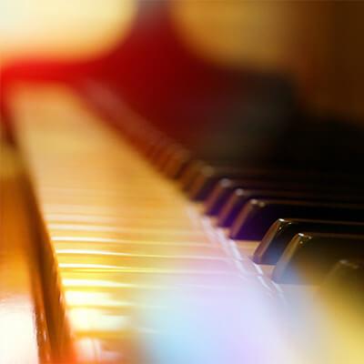 Teclados - Caius Music
